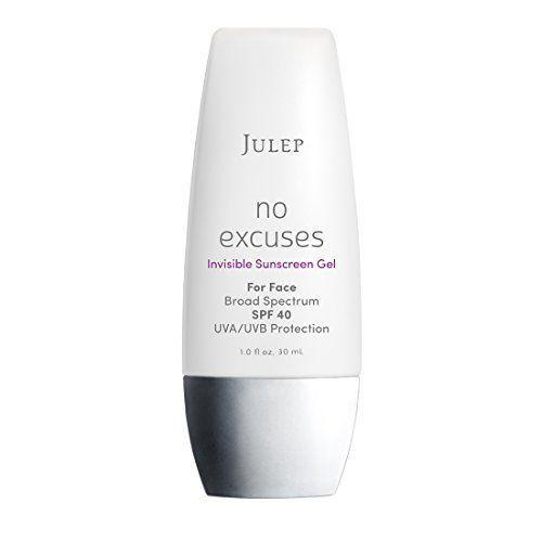"""<p><strong>Julep</strong></p><p>amazon.com</p><p><strong>$20.00</strong></p><p><a href=""""https://www.amazon.com/dp/B01NCLF6PQ?tag=syn-yahoo-20&ascsubtag=%5Bartid%7C10055.g.1288%5Bsrc%7Cyahoo-us"""" rel=""""nofollow noopener"""" target=""""_blank"""" data-ylk=""""slk:Shop Now"""" class=""""link rapid-noclick-resp"""">Shop Now</a></p><p>Julep sunscreen is lightweight and super-easy to apply with <strong>no white cast or greasy feeling left behind, which makes it </strong><strong>perfect for everyday use</strong> on your face. This excelled in our Beauty Lab tests earning perfect scores for not running into or stinging eyes and not causing breakouts. A true universal product, we found it performed well on all skin types from dry to oily and all skin tones from fair to dark. </p><p><strong>RELATED: </strong><a href=""""https://www.goodhousekeeping.com/beauty-products/reviews/g2487/best-sunscreen-for-face-reviews/"""" rel=""""nofollow noopener"""" target=""""_blank"""" data-ylk=""""slk:17 Best Face Sunscreens for Every Skin Type, According to Skincare Pros"""" class=""""link rapid-noclick-resp"""">17 Best Face Sunscreens for Every Skin Type, According to Skincare Pros</a></p>"""