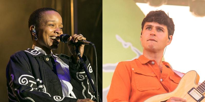 """Ezra Koenig and Jamila Woods to Perform on """"Live From Here"""""""