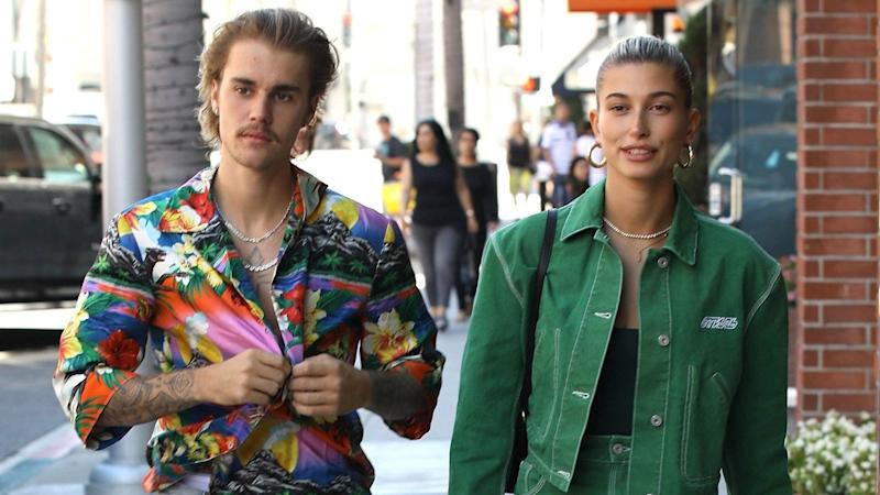 "Hailey Bieber Opens Up About Marriage to Justin Bieber and ""Possessive"" Fans"