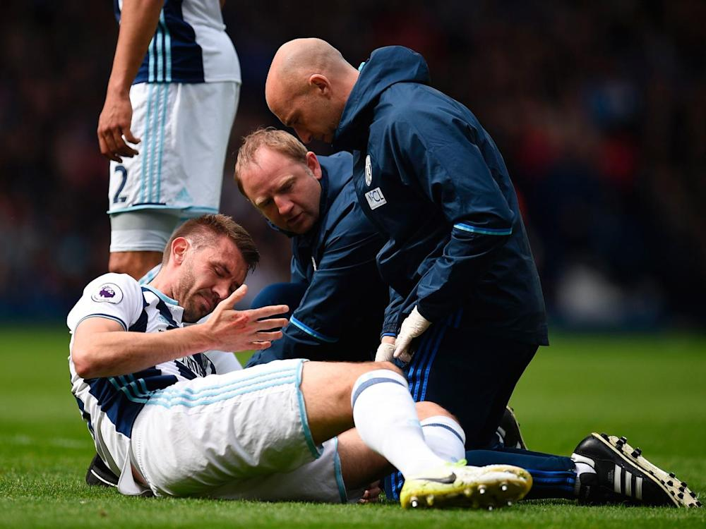 West Brom have failed to score in their last five (Getty)