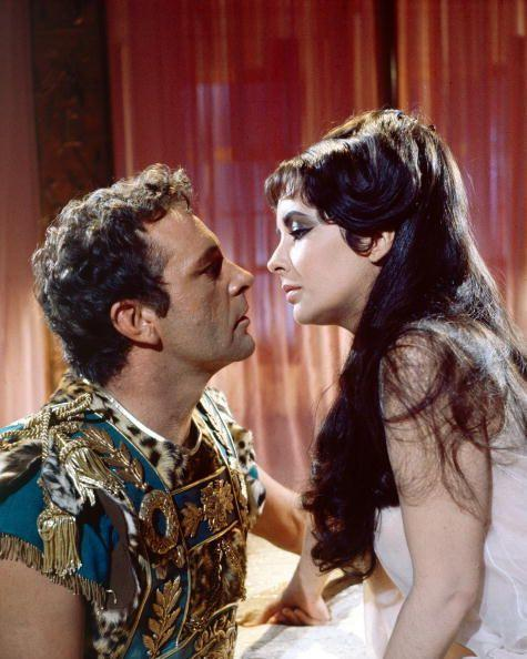 """<p>Not only is <em>Cleopatra </em>a classic, but it's also where Elizabeth Taylor and Richard Burton first met. And when you think back to <a href=""""https://www.townandcountrymag.com/leisure/arts-and-culture/news/g3276/hollywoods-greatest-love-stories/?slide=6"""" rel=""""nofollow noopener"""" target=""""_blank"""" data-ylk=""""slk:their love story"""" class=""""link rapid-noclick-resp"""">their love story</a> off-screen, no couples costume can really compare. <br></p>"""