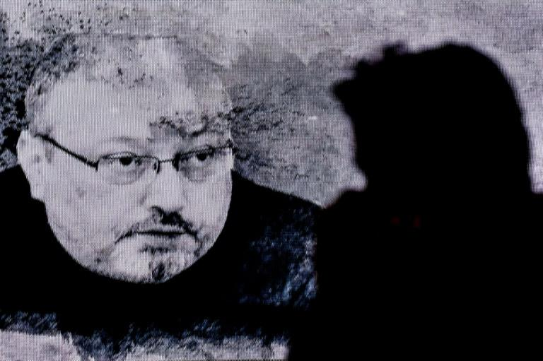 There has been international condemnation of a 'travesty of justice' that five unnamed aides to the Saudi crown prince were sentenced to death for last year's murder of journalist Jamal Khashoggi, while the plot's alleged masterminds walked free (AFP Photo/OZAN KOSE)