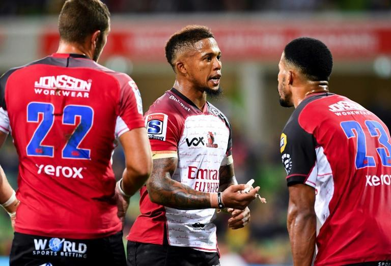 Elton Jantjies was a Super Rugby runner up with the Lions in 2017