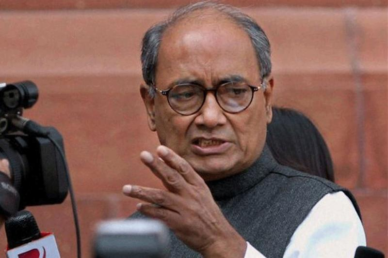 Digvijaya Singh Reaffirms Faith in Rahul Gandhi, Priyanka, Says Both Can Take Over Modi-Shah Duo