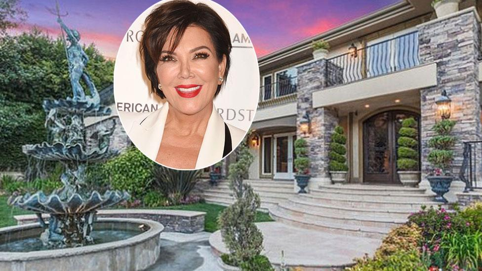 The Kardashians 'fake' home goes on the market for $12m