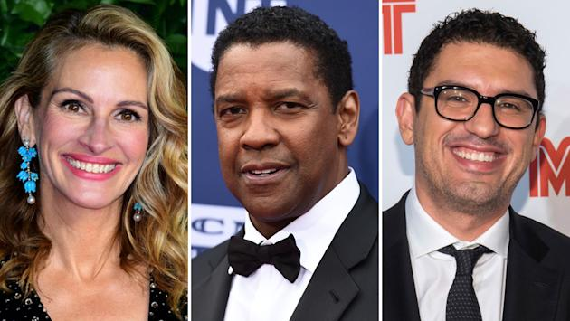 Julia Roberts, Denzel Washington to Reunite for Netflix's 'Leave the World Behind'