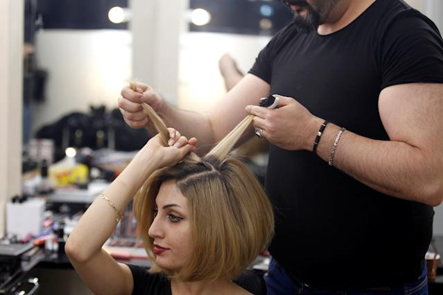 <p><strong>Personal Care</strong><br>Indulging in a visit to the hair dresser or the nail salon is the primary guilty pleasure for 23 per cent of Canadians. </p>