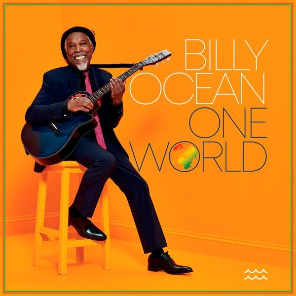 At 70, Billy Ocean returns with an album to 'lift you up'