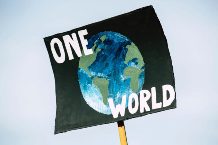 About the first Earth Day — still the largest single-day protest in history