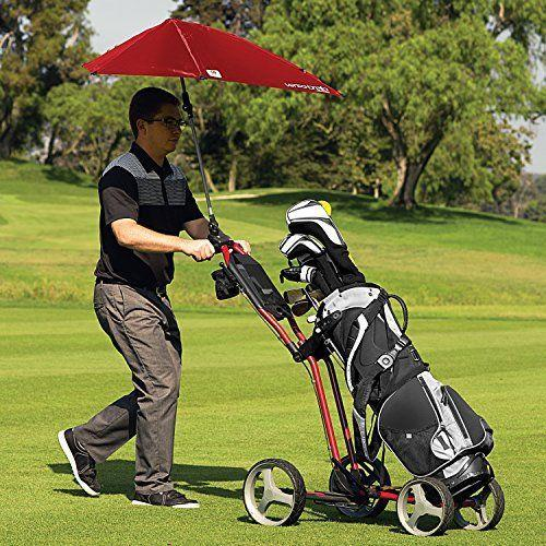 "<p><strong>Sport-Brella</strong></p><p>amazon.com</p><p><strong>$18.75</strong></p><p><a href=""https://www.amazon.com/dp/B00HA2ZKFQ?tag=syn-yahoo-20&ascsubtag=%5Bartid%7C10055.g.21101180%5Bsrc%7Cyahoo-us"" rel=""nofollow noopener"" target=""_blank"" data-ylk=""slk:Shop Now"" class=""link rapid-noclick-resp"">Shop Now</a></p><p>Whether he hits up tailgates regularly or is a Tiger Woods wannabe, one thing's for sure: Dad shouldn't get sunburned when he's enjoying his favorite sports. This genius umbrella clips right on to his golf bag, bleacher seat, beach chair, or stroller to ensure that he can stay away from the harmful UV rays. </p>"