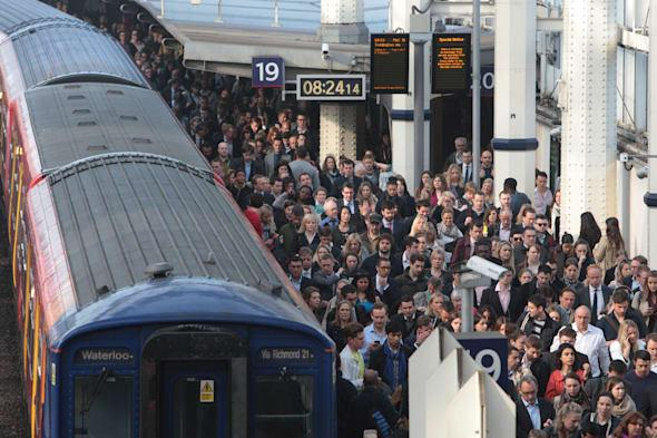 Bank holiday travel: Rail and tube workers set to strike