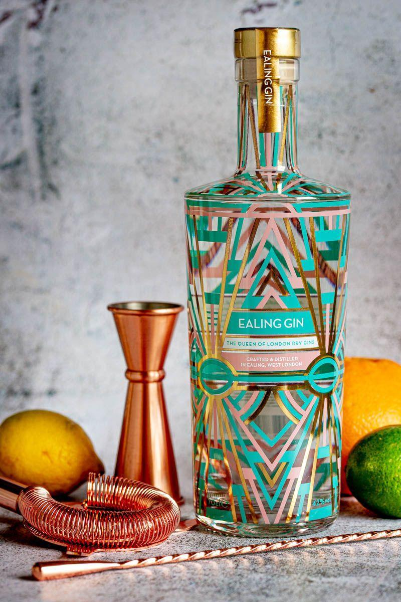 """<p>Created by the husband-and-wife team Amanda and Simon Duncan, residents of Ealing for four generations, <a href=""""https://www.ealingdistillery.co.uk/gin/"""" rel=""""nofollow noopener"""" target=""""_blank"""" data-ylk=""""slk:Ealing Gin"""" class=""""link rapid-noclick-resp"""">Ealing Gin</a> is designed to embody the welcoming spirit and rich cultural heritage of the West London borough. The gin is distilled using a traditional copper still in the heart of Ealing in a small distillery built by its creators. The recipe combines classic botanicals with a few modern twists, inspired by the parks and gardens of the area. Notes are chamomile flowers, garden mint, scented rose petals and rosemary. </p><p>Pair it with <a href=""""https://cushiedoos.com/"""" rel=""""nofollow noopener"""" target=""""_blank"""" data-ylk=""""slk:Cushiedoos tonic"""" class=""""link rapid-noclick-resp"""">Cushiedoos tonic</a>, made with a blend of healthy botanicals. Unlike nearly all tonics, Cushiedoos contains no quinine. Loved even by those who hate tonic, Cushiedoos has also just launched an initiative of planting two trees for every case of tonic water sold.</p>"""
