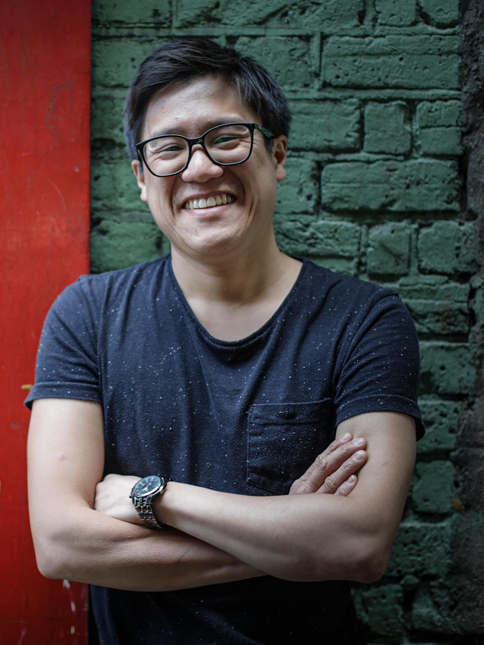 Jeremy Pang founded the School of Wok, an award-winning Asian cookery school, in 2009 (Jeremy Pang)