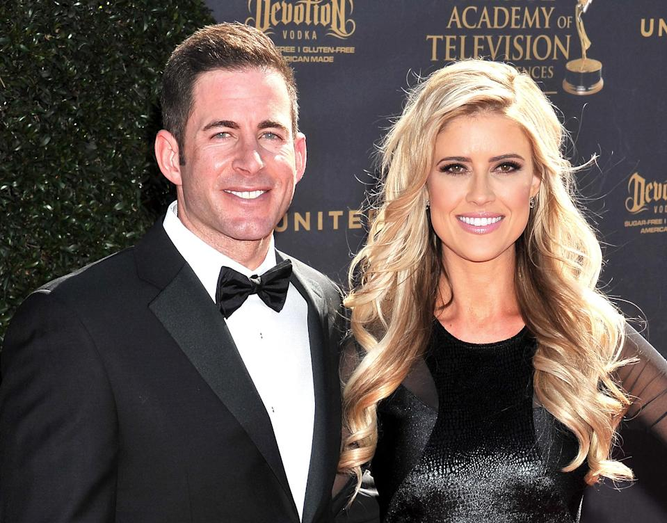 """<p>On Wednesday, PEOPLE confirmed that <a href=""""https://people.com/home/tarek-el-moussa-flips-out-at-ex-wife-christina-haack-on-flip-or-flop-set-its-called-winning/"""" rel=""""nofollow noopener"""" target=""""_blank"""" data-ylk=""""slk:Tarek El Moussa went on a verbal tirade against his ex-wife"""" class=""""link rapid-noclick-resp"""">Tarek El Moussa went on a verbal tirade against his ex-wife</a> on the set of their show <em>Flip or Flop</em> on July 14. During the argument, he compared Haack to his current fiancée and said that he enjoys watching her fail, according to <a href=""""https://www.tmz.com/2021/07/20/tarek-el-moussa-goes-off-on-ex-christina-flip-or-flop-set/"""" rel=""""nofollow noopener"""" target=""""_blank"""" data-ylk=""""slk:TMZ"""" class=""""link rapid-noclick-resp"""">TMZ</a>. </p> <p>Before the blow up, however, the exes, who wed in 2009 and split in 2016, often spoke candidly about the ups and downs of coparenting and working together since their <a href=""""https://people.com/celebrity/flip-or-flop-tarek-el-moussa-files-for-divorce-from-wife-christina/"""" rel=""""nofollow noopener"""" target=""""_blank"""" data-ylk=""""slk:divorce"""" class=""""link rapid-noclick-resp"""">divorce</a>, which was finalized in 2018. </p> <p>The former couple, who share daughter Taylor, 10, and son Brayden, 5, have also discussed each others' relationships with new partners, including El Moussa's fiancée Heather Rae Young and Haack's ex-husband Ant Anstead — as well as her new boyfriend, <a href=""""https://people.com/home/tarek-el-moussa-says-hes-just-finding-out-about-ex-wife-christina-haack-and-new-boyfriend-joshua-hall/"""" rel=""""nofollow noopener"""" target=""""_blank"""" data-ylk=""""slk:Joshua Hall"""" class=""""link rapid-noclick-resp"""">Joshua Hall</a>. Here, we've rounded up everything the real estate moguls have said about their relationship through the years.</p>"""