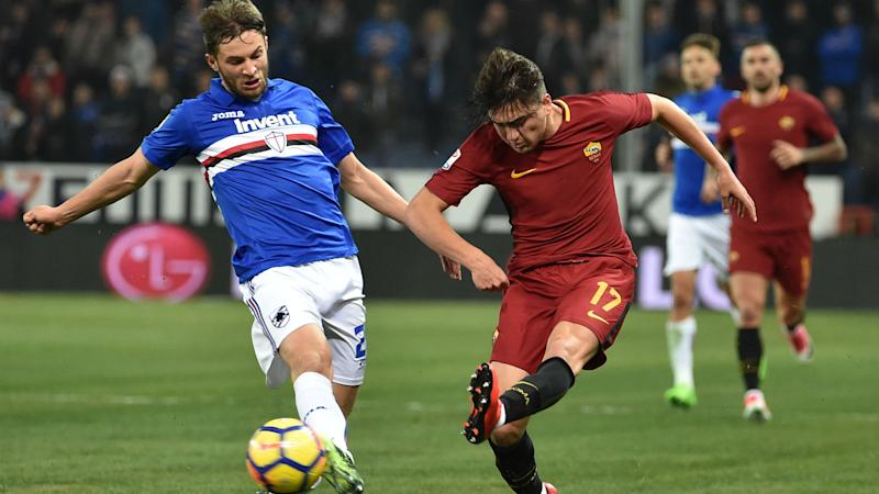 Under wins rave reviews from Roma boss Di Francesco