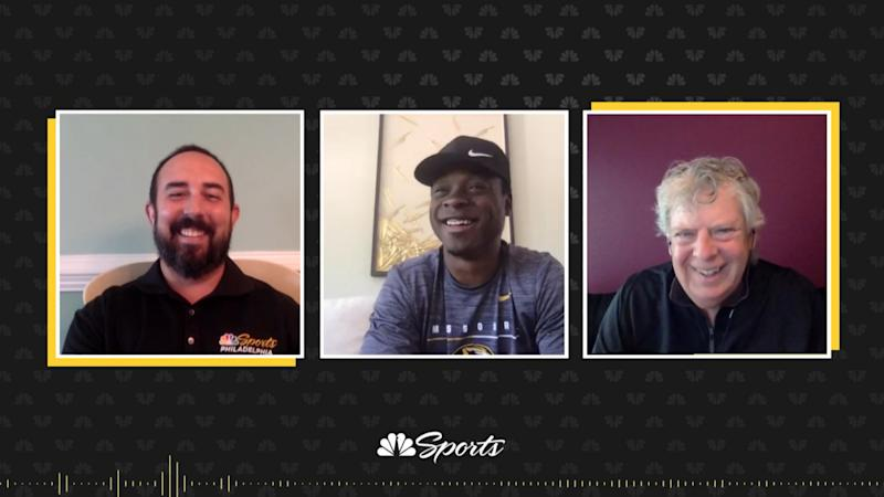Eagle Eye podcast: Jeremy Maclin joins the guys