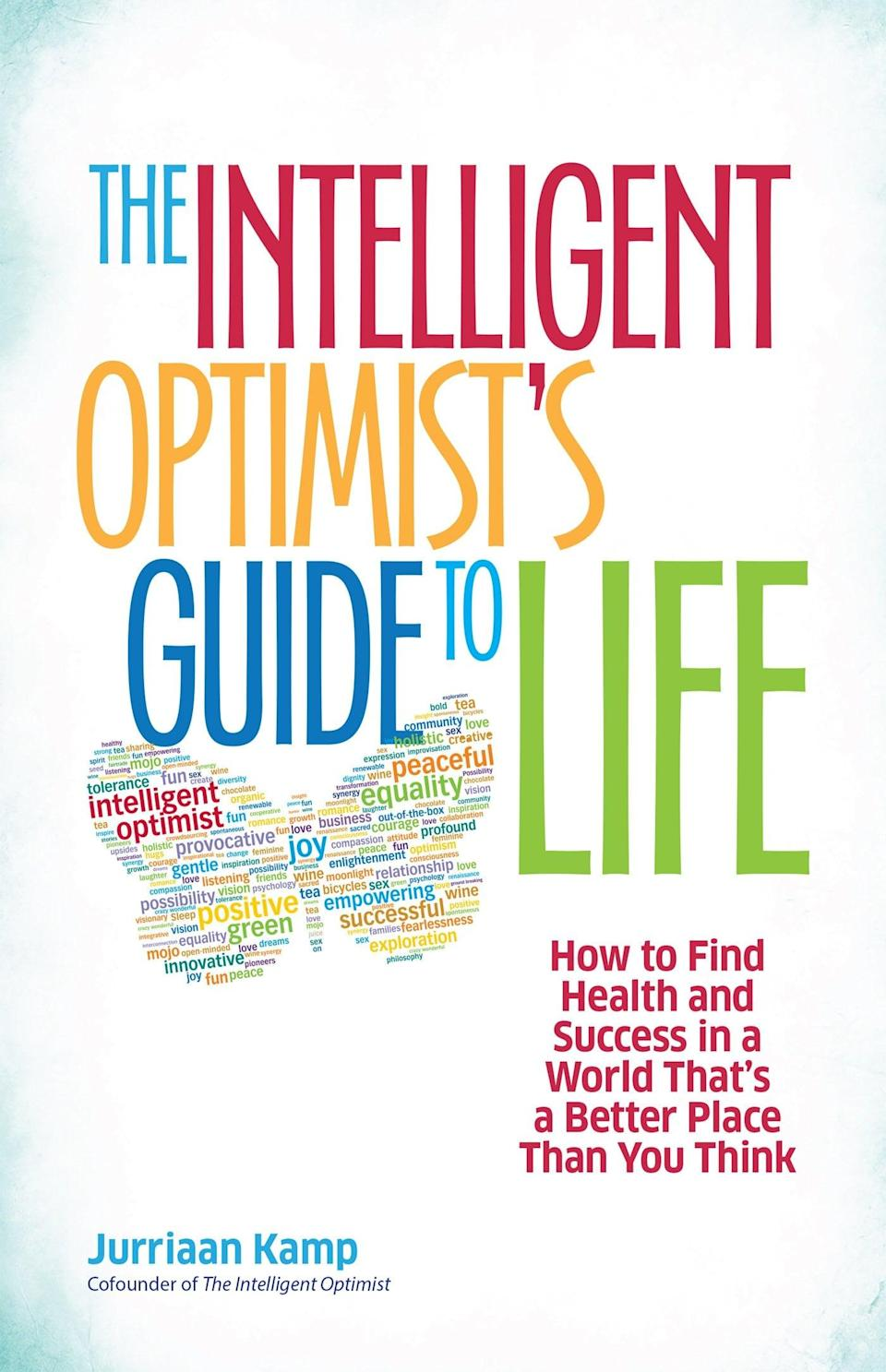 <p>It's hard to find happiness when the media is so focused on disasters, catastrophes, and conflict. <span>The Intelligent Optimist's Guide to Life</span> details why optimism is good for both the mind and body, plus how to tune in to your natural optimistic self. </p>