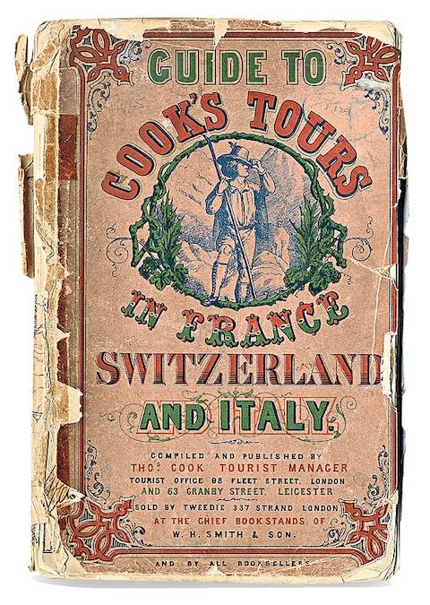 Italy and Switzerland were popular early destinations - Credit: THOMAS COOK