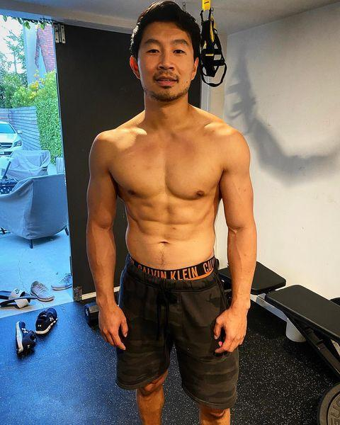 <p>If table tennis and Super Smash Brothers are all it takes to get these abs ... well, we're skeptical, but we'll try it.</p>