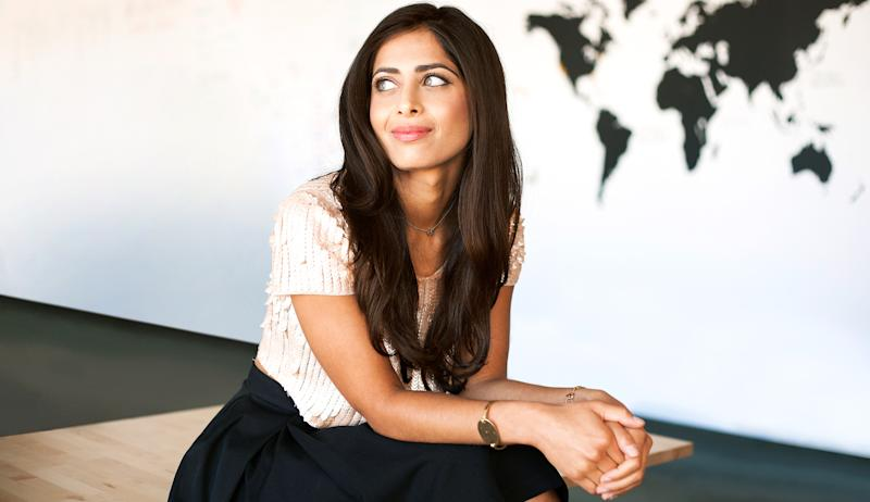 How Ruzwana Bashir Became Silicon Valley's Favorite British Import