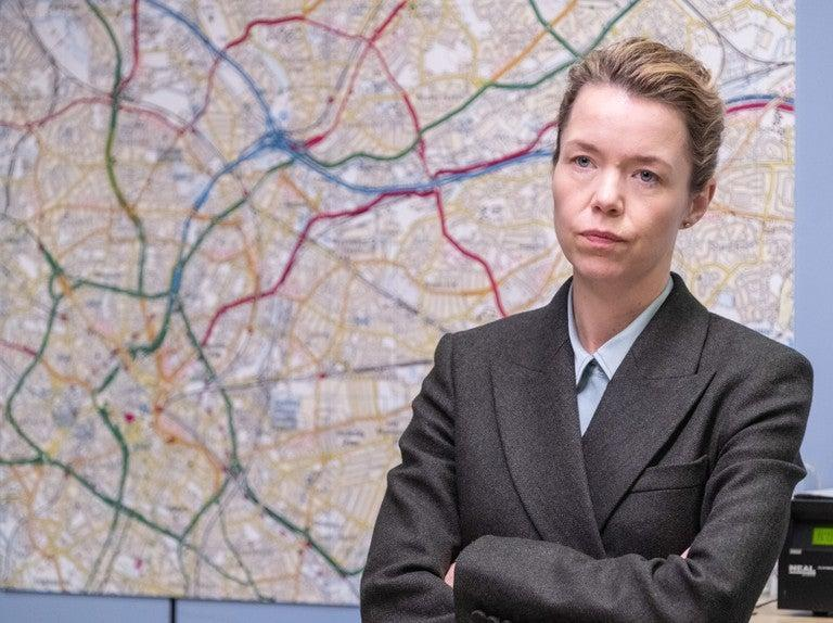 Anna Maxwell Martin is returning to 'Line of Duty'BBC