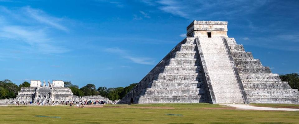 <cite>mandritoiu / Shutterstock</cite> <br>When you live in the Yucatan, you'll want to visit Chichen Itza.<br>