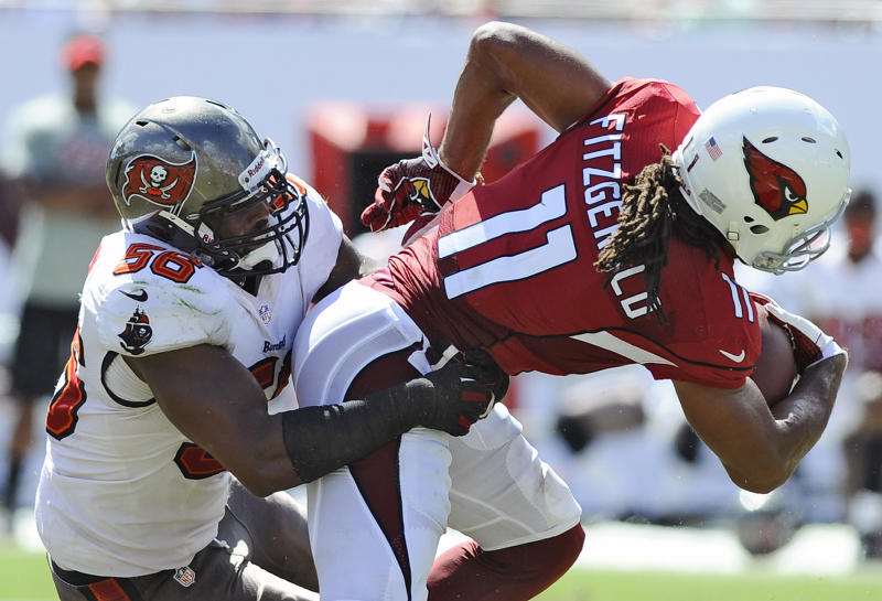 Feely's late FG gives Cards 13-10 win over Bucs