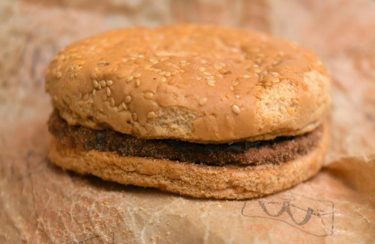 A McDonald's spokeswoman said once cooked, there wasn't enough moisture in the product to support bacterial growth and it simply dries out