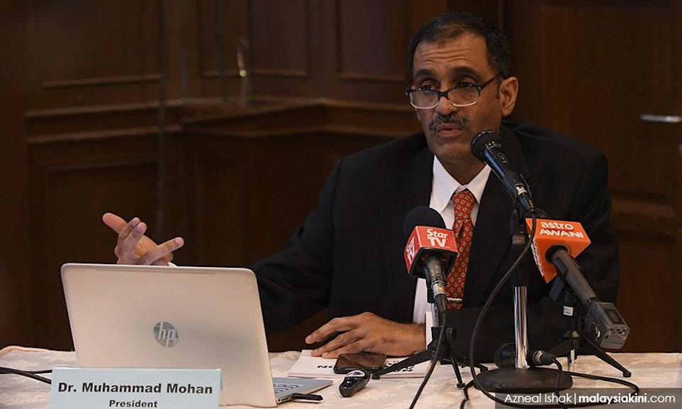 Allow Parliament to appoint MACC chief, says TI-M