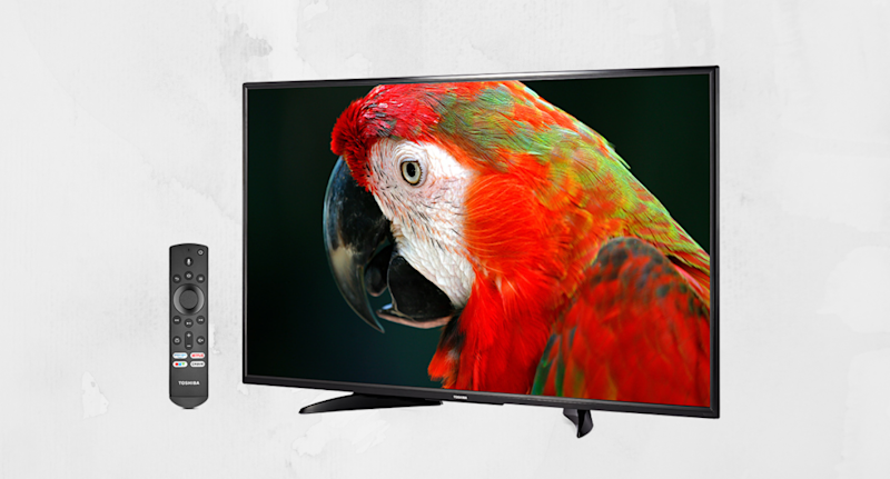 Save $200 on the Toshiba 50-inch 4K Ultra HD Smart LED TV