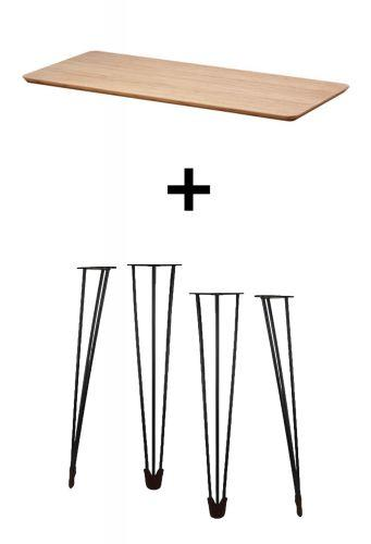 Lazy ways to make your ikea furniture look expensive for Ikea bamboo dining table