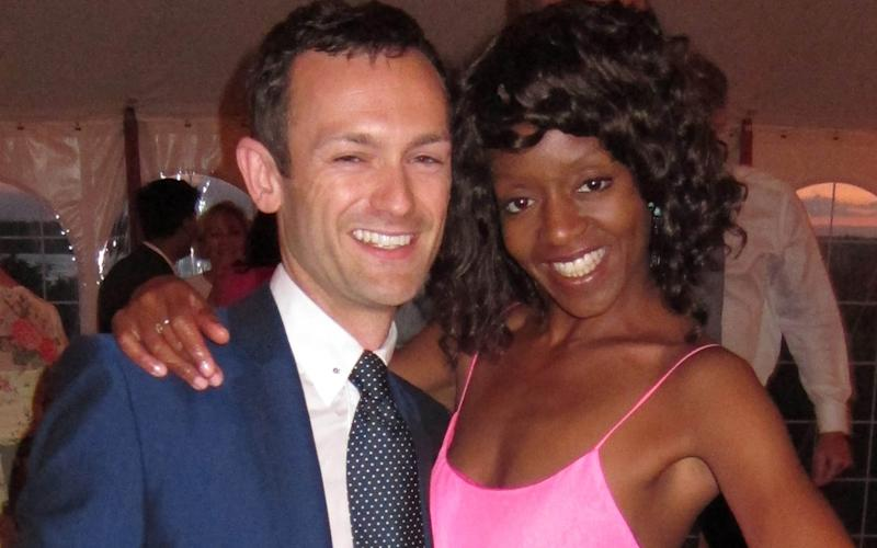 Ben Brooks-Dutton is campaigning for a change in the law after the death of his wife Desreen - Central