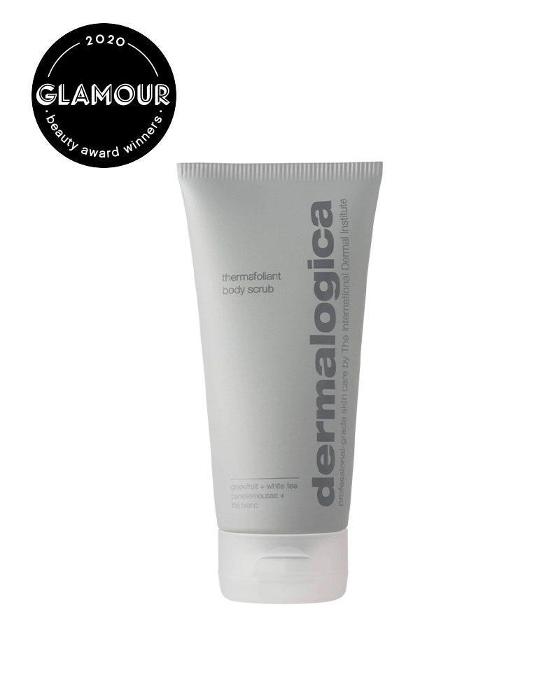 """I wasn't surprised when this gentle exfoliator took home the win for <a href=""""https://www.glamour.com/gallery/beauty-awards-skincare-product-winners?mbid=synd_yahoo_rss"""" rel=""""nofollow noopener"""" target=""""_blank"""" data-ylk=""""slk:best luxury body scrub"""" class=""""link rapid-noclick-resp"""">best luxury body scrub</a> in <em>Glamour</em>'s Beauty Awards. Its ingredient list reads like a dead-skin-busting powerhouse. On top of its microfine crystals, it's also got chemical exfoliators lactic and malic acids, as well as white tea, chamomile, and olive oil so your skin feels soft after—not stripped. <em>—L.S.</em> $44, Dermalogica. <a href=""""https://shop-links.co/1726640568852660627"""" rel=""""nofollow noopener"""" target=""""_blank"""" data-ylk=""""slk:Get it now!"""" class=""""link rapid-noclick-resp"""">Get it now!</a>"""