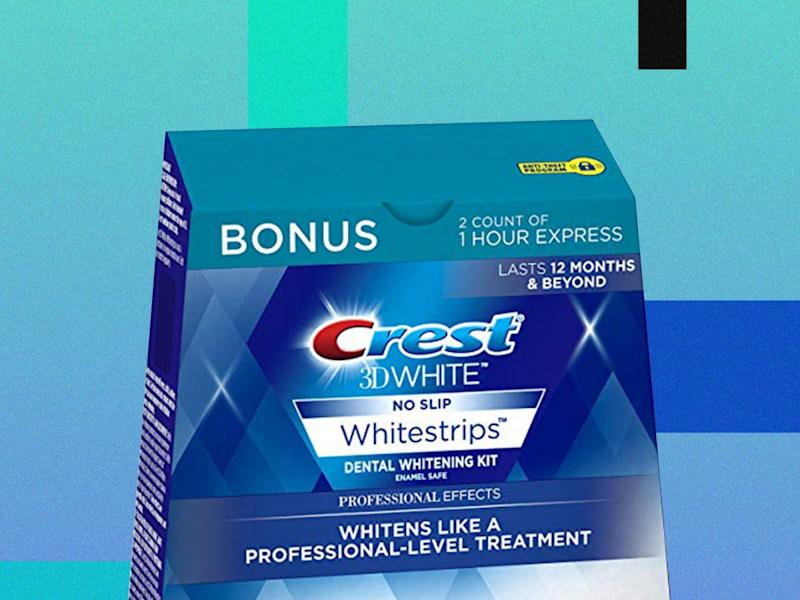 Crest Whitestrips Almost Never Go On Sale — So This Amazon