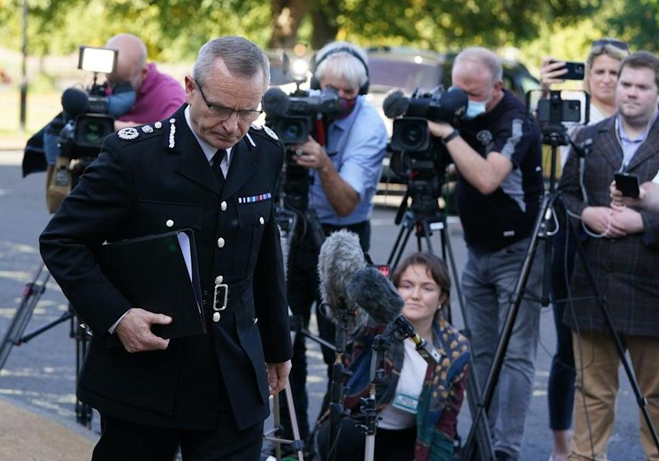 Police Scotland admitted failings during a crminal case against the force (Andrew Milligan/PA) (PA Wire)
