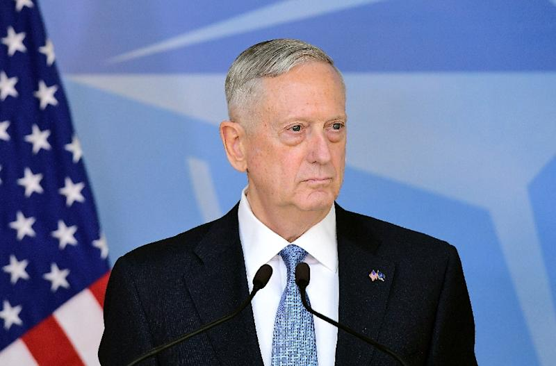 """The effects of a changing climate -- such as increased maritime access to the Arctic, rising sea levels, desertification, among others -- impact our security situation,"" said US Defence Minister James Mattis, according to a ProPublica report"