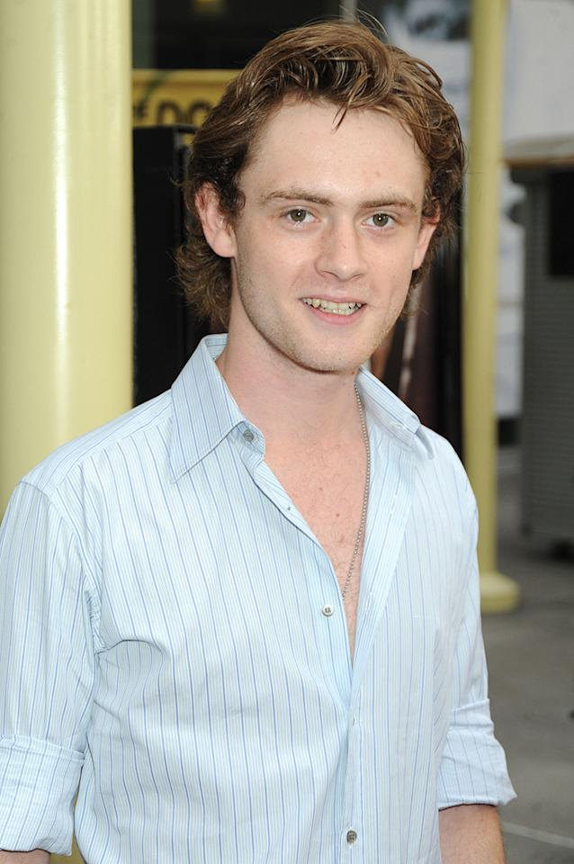 "Matt O'Leary at the Los Angeles premiere of <a href=""http://movies.yahoo.com/movie/1810046336/info"">Sorority Row</a> - 09/03/2009"