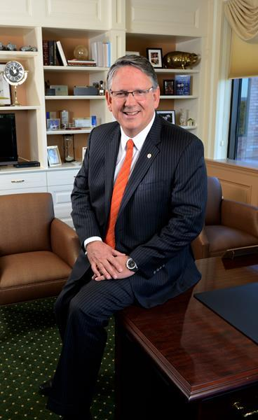 PGC:Douglas L. Kennedy, President and CEO of Peapack-Gladstone Bank