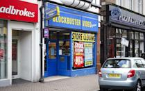 """<p>As Tom Casey, former Blockbuster CFO, points out in <em>The Last Blockbuster</em>, """"Most people think Blockbuster went out of business because of Netflix, but that's not the truth.""""</p><p>Many believe Netflix was the killer of Blockbuster, and while that's partially true, the real nail in the coffin was the 2008 financial crash that drew the cash cow dry and sealed the fate for the struggling franchise. In 2010, Dish purchased Blockbuster for $320 million. That's a stark contrast from the $8.4 billion Viacom paid to acquire the brand just 16 years prior.</p><p>Source: <em>The Last Blockbuster </em>(2020)</p>"""