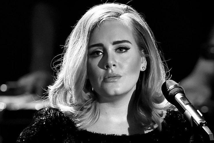 Adele has opened up about her battle with post-natal depression [Photo: Getty]