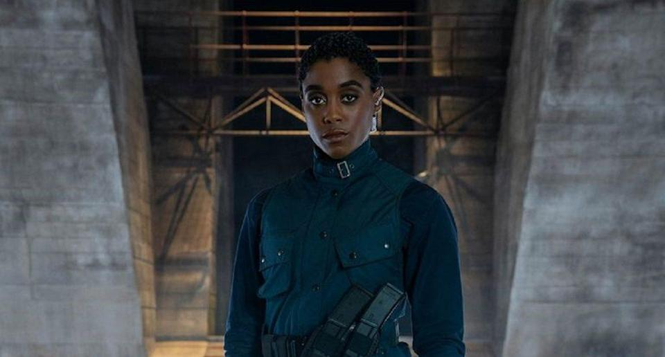 lashana lynch agente 007