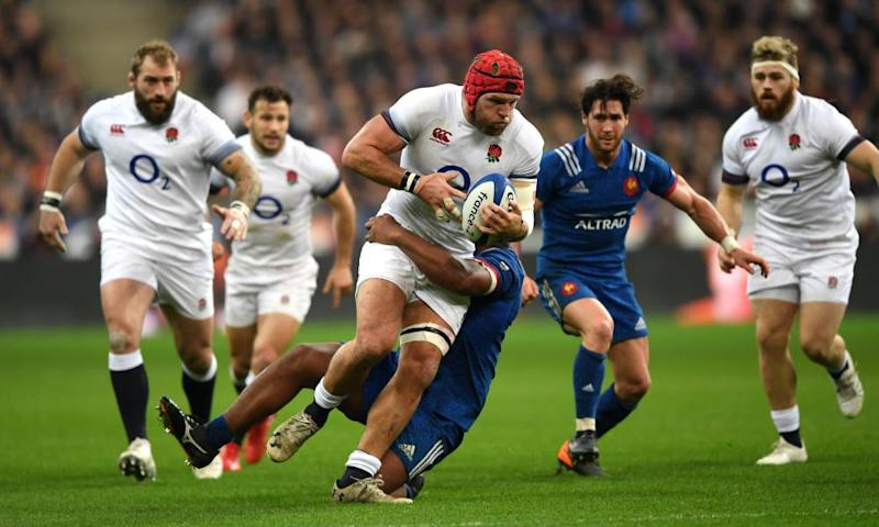 James Haskell: 'There are players all around with demons in their heads'