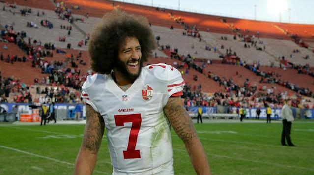 Why Colin Kaepernick remains a free agent has been a subject of great debate this NFL off-season, with every day seemingly bringing a new excuse for Kaepernick's unemployment.