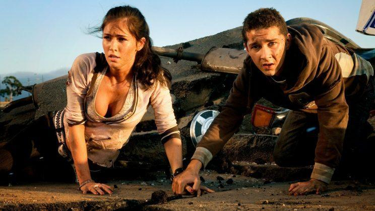 Megan Fox and Shia LaBeouf have long left the franchise to be replaced with Mark Wahlberg. Not only that, but director Michael Bay's returning to the multi billion dollar franchise for the fifth, 'Transformers: The Last Knight', later this year. Expect plenty of Baysplosions. Credit: Paramount Pictures.