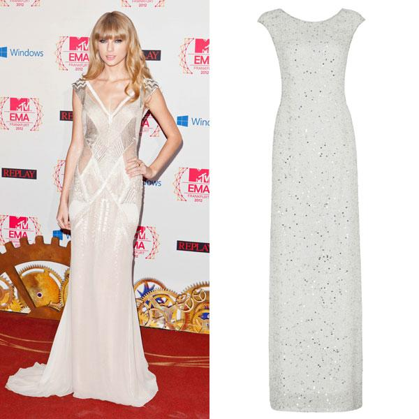 "<b><a target=""_blank"" href=""http://uk.lifestyle.yahoo.com/photos/top-10-best-dressed-celebrities-this-week-9-15-nov-slideshow/taylor-swift-photo-168308360.html"">Best dressed celebrity this week (9-15 Nov) - Taylor Swift</a></b><br><a target=""_blank"" href=""http://uk.lifestyle.yahoo.com/top-10-best-dressed-celebrities--what%E2%80%99s-your-favourite-look---9-15-nov-.html""><br>You voted</a> the country singer as your best dressed celeb this week with 27 per cent of the vote. Get Taylor's look with this super sparkly Monsoon number.<br><br>Tamara dress - £210 - Monsoon"
