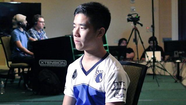 Team Liquid's Du 'NuckleDu' Dang (Michael Martin)