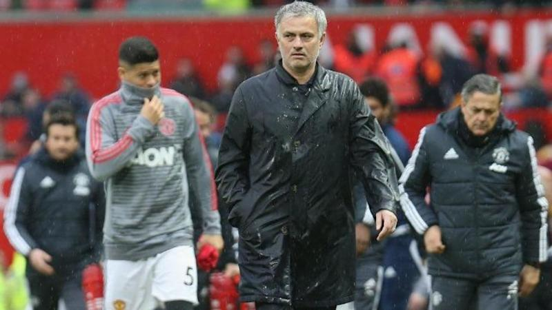 Why is Jose Mourinho unhappy at Manchester United?