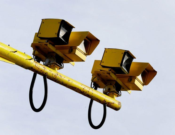 Speeding fines for serious offences have changed (PA)