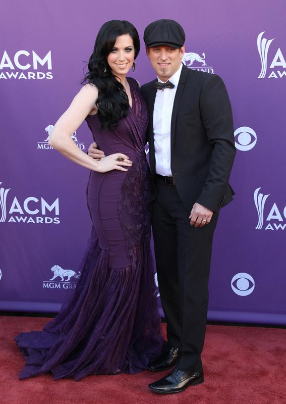 THOMPSON SQUARE, Live from the RAM Red Carpet, 47th Annual ACM Awards, Las Vegas, NV