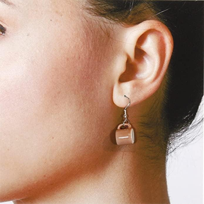 <p>These <span>Tiny Cup Earrings</span> ($19) are so cute, you might start wearing them every day.</p>
